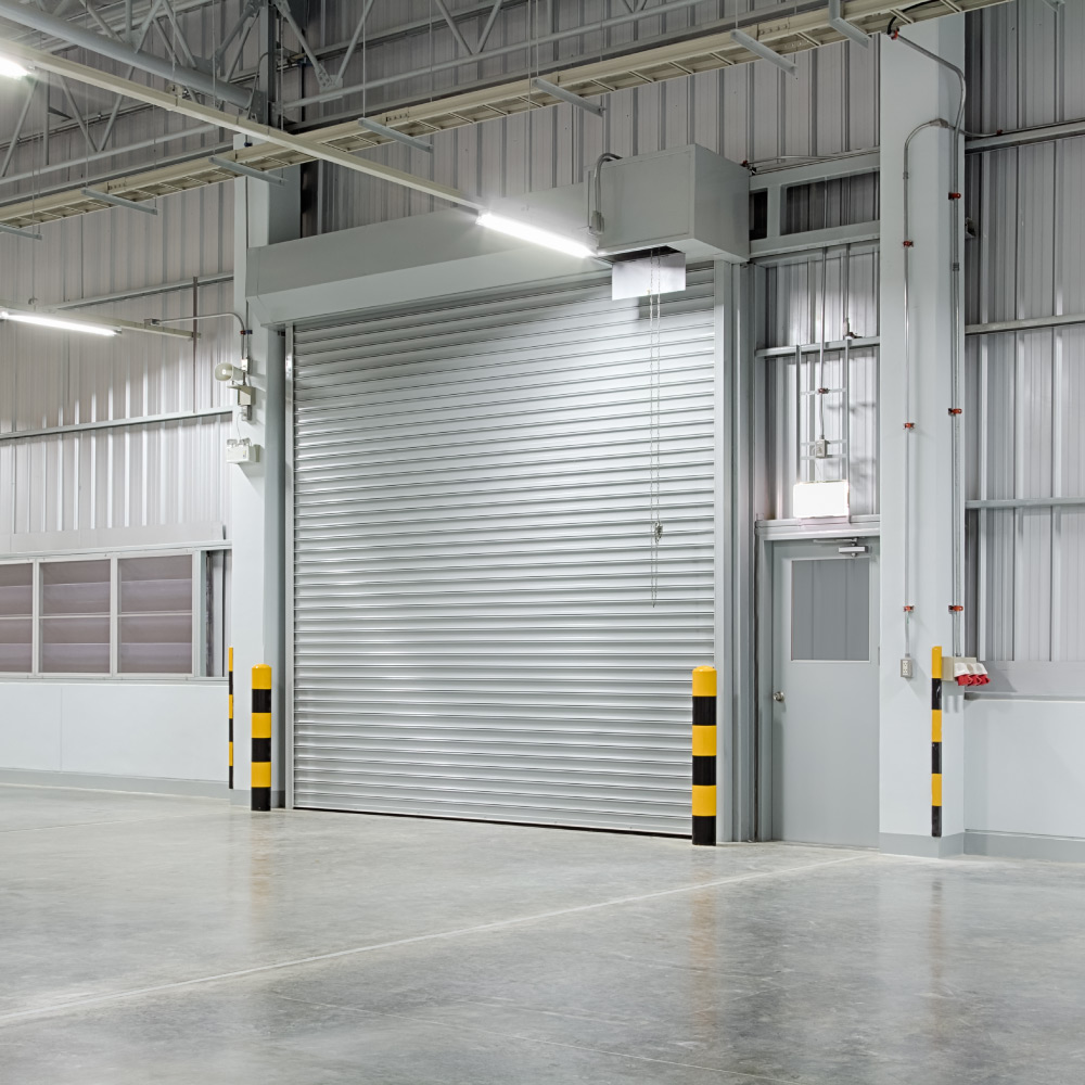 Industrial Roller Garage Door